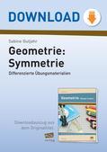 Mathematik_neu, Primarstufe, Raum und Form, Symmetrie, Abbildungen, Geometrische Muster, Achsensymmetrie, Muster, Zeichnen, Drehsymmetrie, symmetrische Figuren, Spiegelbilder zeichnen