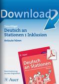 Deutsch_neu, Primarstufe, Schreiben, Schreiben im Anfangsunterricht, Aufgaben zur Anlauttabelle, gleiche Anlaute zuordnen, Bildkarten, Anlautbilder