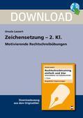 Deutsch_neu, Primarstufe, Richtig Schreiben, Grundlagen, Interpunktion, Anregung und Unterstützung von Rechtschreiblernen, Kennzeichnung des Schlusses von Ganzsätzen, Selbstkontrolle