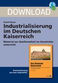 Geschichte_neu, Sekundarstufe I, Neuzeit, Industrialisierung, Soziale Frage und Sozialismus