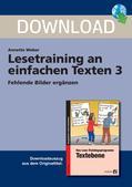 Deutsch_neu, Primarstufe, Lesen, Grundlagen, Lesen und Medien, Lesehaltung, Suchen von Informationen in Medien, Zeichnen