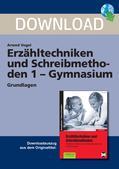 Deutsch_neu, Sekundarstufe II, Schreiben, Schreibverfahren, Prozessorientiertes Schreiben, Kreatives Schreiben, Planen von Texten, Schreiben von Texten