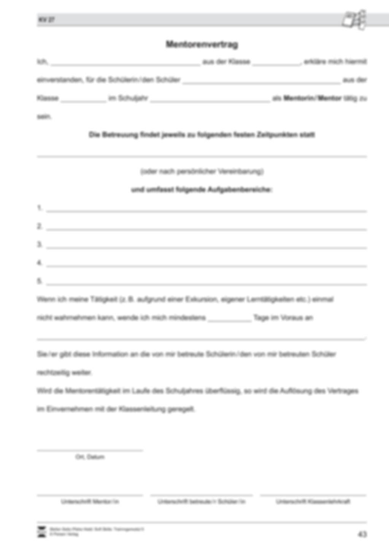 Soft Skills: Vorbildliches und verantwortungsvolles Verhalten Preview 10