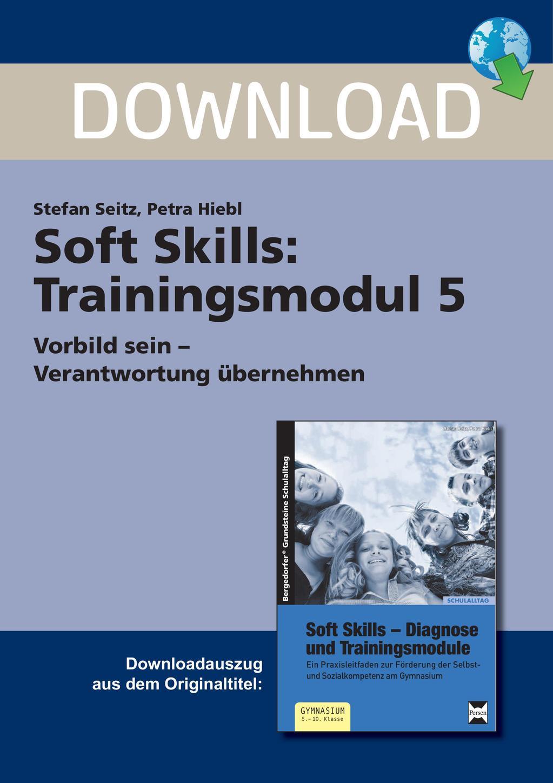 Soft Skills: Vorbildliches und verantwortungsvolles Verhalten Preview 1