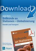 Erdkunde_neu, Sekundarstufe I, Unsere Erde, Wirtschaft, Globalisierung, Globaler Welthandel, Piraterie, Containerschiffe, Transportmittel, Import, Export, Seefracht, Lufttransport, Telekommunikation