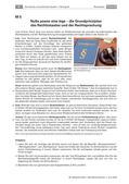 Politik_neu, Sekundarstufe I, Sekundarstufe II, Rechte und Pflichten, Politische Ordnung, Politische Ordnung in der Bundesrepublik Deutschland, Prinzipien des Rechtsstaats, Politische Ordnung auf Bundesebene, Grundlagen in der Bundesrepublik Deutschland, Rechtsprechung, Rechtstellung von Kindern und Jugendlichen, Funktionen des Rechts, Gewaltenteilung und Gewaltenverschränkung, Strukturprinzipien, Ordentliche Gerichtsbarkeit, Konfliktfälle mit dem Rechtssystem, Judikative, Bundes-, Rechts-, und Sozialstaat, Zivilgerichtsbarkeit, Strafgerichtsbarkeit, Jugendgerichtsbarkeit, Rechtsprechung, Rechtssicherheit, Rechtsgleichheit, Rechtsschutz, Strafgericht, Zivilgericht, Jugendgericht, Jugendstrafrecht, Sozialstaatsprinzip, Solidaritätsprinzip