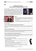 Politik_neu, Sekundarstufe II, Theorie der Politik und Demokratie, Vergleich BRD – USA, Trump, Clinton, USA, Amerika, Parteien, Vergleich Demokraten Republikaner