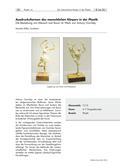 Kunst_neu, Sekundarstufe II, Körperhaft-räumliches Gestalten, Kunstbegegnung und -betrachtung, Plastik, Skulptur und Objekt, Analyse und Interpretation von Plastiken, Bildnerisches Problemlösen, Verfahren