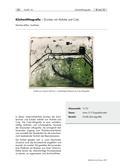 Kunst_neu, Sekundarstufe II, Flächiges Gestalten, Drucken, Experimentelle Techniken, Lithografie, Drucken, Werbeplakate, Alufolie, Farbdruck