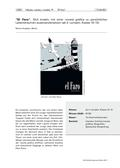 Spanisch_neu, Sekundarstufe I, Lesen und Literatur, Lesen und Leseverstehen, Lesen von Ganzschriften