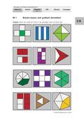 Mathematik_neu, Sekundarstufe I, Zahl, Rationale Zahlen, Bruchschreibweise, Bruch, Brüche grafisch darstellen, Bruchdomino