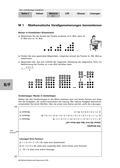 Mathematik_neu, Sekundarstufe II, Algorithmus und Zahl, Beweise, Muster in Punktbildern, Muster in Zahlenfolgen, Tandembogen Zahlenfolgen