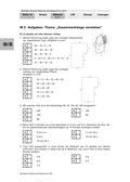 Mathematik_neu, Sekundarstufe I, Größen und Messen, Flächeninhalt, Längen, Flächeninhaltsberechnungen, Umfangsberechnungen, Abschlusstest Klasse 5, Geschwindigkeit, Lohn