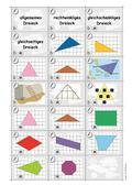 Mathematik_neu, Sekundarstufe I, Raum und Form, Größen und Messen, Geometrie in der Ebene, Winkel, Ebene Figuren und ihre Eigenschaften, Konstruktionen, Beziehungen zwischen ebenen Figuren, Modellieren, Dreiecke, Vierecke, Regelmäßige Vielecke, Weitere Figuren, Ähnlichkeit, Kongruenz und Kongruenzabbildungen