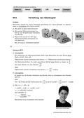 Mathematik_neu, Sekundarstufe II, Daten und Zufall, Binominalverteilung, Baumdiagramm, Zufallsexperimente, Bernoulliexperiment, Bernoullikette, Bernoulliformel, Erwartungswert, Wahrscheinlichkeitsverteilung, Wahrscheinlichkeitsexperiment, Würfelspiel, Wahrscheinlichkeit würfeln