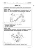 Sport_neu, Primarstufe, Körperwahrnehmung und Bewegungsfähigkeit, Koordinative Fähigkeiten, Gleichgewichtsfähigkeit, Haltung, Aufmerksamkeit, Gymnastik