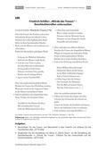 Deutsch_neu, Sekundarstufe II, Literatur, Literarische Gattungen, Drama, Grundlagen zur Analyse und Interpretation von Dramen, historisches Drama, Abitur, Harmonie, Liebe, Machtkampf, Würde