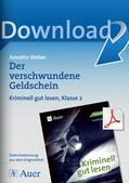 Deutsch_neu, Primarstufe, Lesen, Erschließung von Texten, Verfügen über Leseerfahrungen, Lesekompetenz, Leseerfahrung, Spannung, Leseverstehen, Textverstehen, Lesetexte