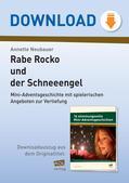 Deutsch_neu, Primarstufe, Sprache und Sprachgebrauch untersuchen, Sprachliche Strukturen und Begriffe auf der Wortebene, Wortschatzarbeit, Lesen, Zuhören, Vorlesen, Schnee, Sätze, Zuordnen