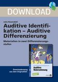 Didaktik-Methodik_neu, Diagnostik, Diagnostik der Schulleistung, Lernvoraussetzungen, Geräusche, Vorlesetext, Signalwörter