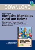 Deutsch_neu, Primarstufe, Sprechen und Zuhören, phologische Bewusstheit, Reimwörter, Reim, Erkennen, Zuordnen