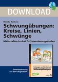 Deutsch_neu, Primarstufe, Schreiben, Schreibfertigkeiten, Entwicklung der Handschrift, Handschrift, Feinmotorik, großflächige Bewegungen, ausmalen, Stifthaltung