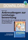 Didaktik-Methodik_neu, Diagnostik, Diagnostik des Lernerfolgs, Jahreszeugnis, Beobachtung, Diagnostik, Leistungsstand