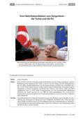 Politik_neu, Sekundarstufe II, Europäische Union, Entscheidungsprozesse, Erweiterung der Europäischen Union, Türkei, Erdogan, Europäische Union, EU