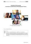 Religion-Ethik_neu, Sekundarstufe II, Grundlagen und Begriffsbestimmungen, Miteinander leben, Philosophische Fragen und Themen, Der Mensch, Menschenbilder, Menschsein, Anthropologie, Menschenbild, Mensch