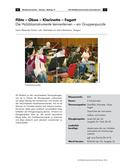 Musik_neu, Sekundarstufe I, Musiktheorie, Musikpraxis, Instrumentenkunde, Musik hören, Holzblasinstrumente, Musik beschreiben, Aufbau, Instrumentierung, formaler Ablauf etc., Wirkung der Musik, Klang, Mundstück, Tonerzeugung, Tonhöhe, Trichter