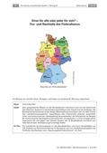 Politik_neu, Sekundarstufe II, Politische Ordnung in der Bundesrepublik Deutschland, Politische Ordnung auf Landesebene, Föderalismus, Bundesländer