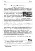 Religion-Ethik_neu, Sekundarstufe II, Weltreligionen und Gottesvorstellungen, Christentum, Kirchengeschichte, Kirche im Mittelalter, Kreuzzüge, Ritter, Wallfahrt, heilige Land, Orient, Gotteskrieger, Kampf
