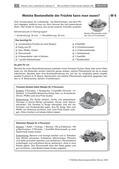 Biologie_neu, Sekundarstufe I, Pflanzen, Samenpflanzen, Bedeutung der Samenpflanzen für den Menschen und die Natur, Bestäubung, Partnergespräch, Schulküche, Speisen zubereiten