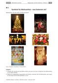 Religion-Ethik_neu, Sekundarstufe I, Feste und Feiern, Religiöse Feste, Advent und Weihnachten, Weihnachten und Geburtsgeschichten, Weihnachtsbaum, Weihnachtsmann, Christkind, Rentiere, Brauch, Weihnachtsgeschichte, Glauben