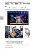 Deutsch_neu, Sekundarstufe I, Sprechen und Zuhören, Medien, Gesprächskompetenz, Gesprächs- und Appellativformen, Klassengespräche, Ironie, Karikatur, Humor, Meinungsfreiheit, Kommentar