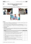 Deutsch_neu, Sekundarstufe II, Schreiben, Schreibverfahren, Pragmatisches Schreiben, Berichten, Präteritum, Ausbildung, Berufsalltag, Praktikum, Berichtsheft