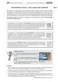 Chemie_neu, Sekundarstufe I, Allgemeine Chemie, Kunststoffe, Arten und Eigenschaften, Thermoplaste, Duroplaste, Elastomere, Gewichtsreduzierung, Treibstoffverbrauch