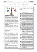 Religion-Ethik_neu, Sekundarstufe I, Miteinander leben, Individuum und Gemeinschaft, Handeln in Verantwortung, Geschlechter/ -stereotypen, Gleichheit und Verschiedenheit, Vorurteile, Toleranz und Respekt, Sexismus, Typisch männlich, Typisch weiblich, Vorurteile, Rechte, Frauenrechte, Kampf der Geschlechter, Diskriminierung, Gewalt, Fakten über Männer und Frauen, Vorurteile über Männer und Frauen, Frauenbewegungen, Frauenhäuser, Feminismus, Sexuelle Gewalt gegen Frauen