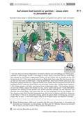 Religion-Ethik_neu, Sekundarstufe I, Die Botschaft der Bibel, Neues Testament, Jesus Christus, Leben und arbeiten in Palästina, Jesu Lehre und Verkündigung, Jesus Christus, Leben zur Zeit Jesu, Messias, Palmsonntag, Galiläa, Wanderprediger, Einzug in Jersusalem