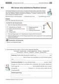 Chemie_neu, Sekundarstufe I, Allgemeine Chemie, Umwandlung von Stoffen, Endo- und exotherme Reaktionen, Aktivierungsenergie, Reaktionsverlauf, Energiezufuhr, Wärme