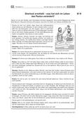 Religion-Ethik_neu, Sekundarstufe I, Die Botschaft der Bibel, Neues Testament, Paulus, Paulus geht neue Wege, Unterrichtsreihe auf den Spuren des Paulus, Rechtfertigungslehre des Paulus, Apostel Paulus