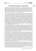 Religion-Ethik_neu, Sekundarstufe I, Die Botschaft der Bibel, Altes Testament, Mose, Auszug aus Ägypten, Mose, Auszug aus Ägypten, Israeliten, Befreiung des Volk Israels, Exodus, Biblische Erzählungen, Die fünf Bücher Mose, Das Buch Exodus, Die zehn Plagen, Gott bestraft die Ägypter, Die Teilung des Meeres, Weg durch die Wüste, Gefahren, Schwierigkeiten, Schilfmeer, Die Rettung der Israeliten