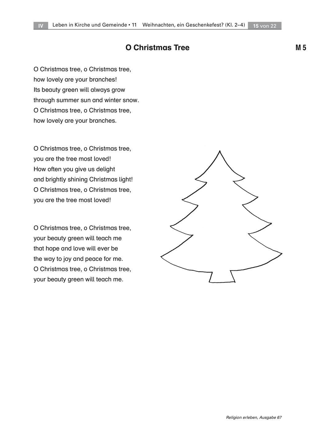 Entdecken der Weihnachtsbotschaft: Weihnachtslieder Preview 1