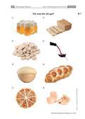 Biologie_neu, Sekundarstufe I, Pilze, Typische Merkmale und Funktionen, Produkte mit Hefe