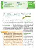 Biologie_neu, Sekundarstufe I, Pflanzen, Samenpflanzen, Fortpflanzung, Bedeutung der Samenpflanzen für den Menschen und die Natur, Erfindung, handlungsorientiert, Samen und Früchte, Natur analysieren, Bauteile der Pflanze