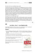 Deutsch_neu, Sekundarstufe II, Literatur, Literarische Gattungen, Epische Langformen, Gegenwartsliteratur, Grundlagen zur Analyse und Interpretation epischer Langformen, DDR, Prosa