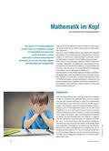 Mathematik_neu, Sekundarstufe I, Raum und Form, Daten und Zufall, Stochastik, Größen und Messen, Geometrie in der Ebene, Kombinatorik, Orientierung im Raum, Längen, Flächeninhalt, Räumliches Vorstellungsvermögen, Kopfgeometrie, Kopfrechnen, Kombinatorik, Kopfübungen, Umwandeln, Größeneinheiten