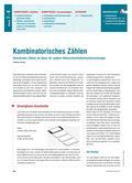 Mathematik_neu, Sekundarstufe I, Daten und Zufall, Stochastik, Kombinatorik, Wahrscheinlichkeit bei Zufallsexperimenten, Baumdiagramm, Anzahlbestimmung, Laplace-Wahrscheinlichkeit