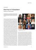 Kunst_neu, Sekundarstufe I, Sekundarstufe II, Kunstbegegnung und -betrachtung, Frau mit 13 Geischtern, Manifesto, Manifest, Julia Rosefeldt