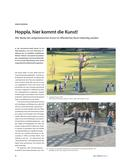 Kunst_neu, Sekundarstufe I, Sekundarstufe II, Kunstbegegnung und -betrachtung, Erke, zeitgenössiche, Kunst, öffentlicher Raum, documenta